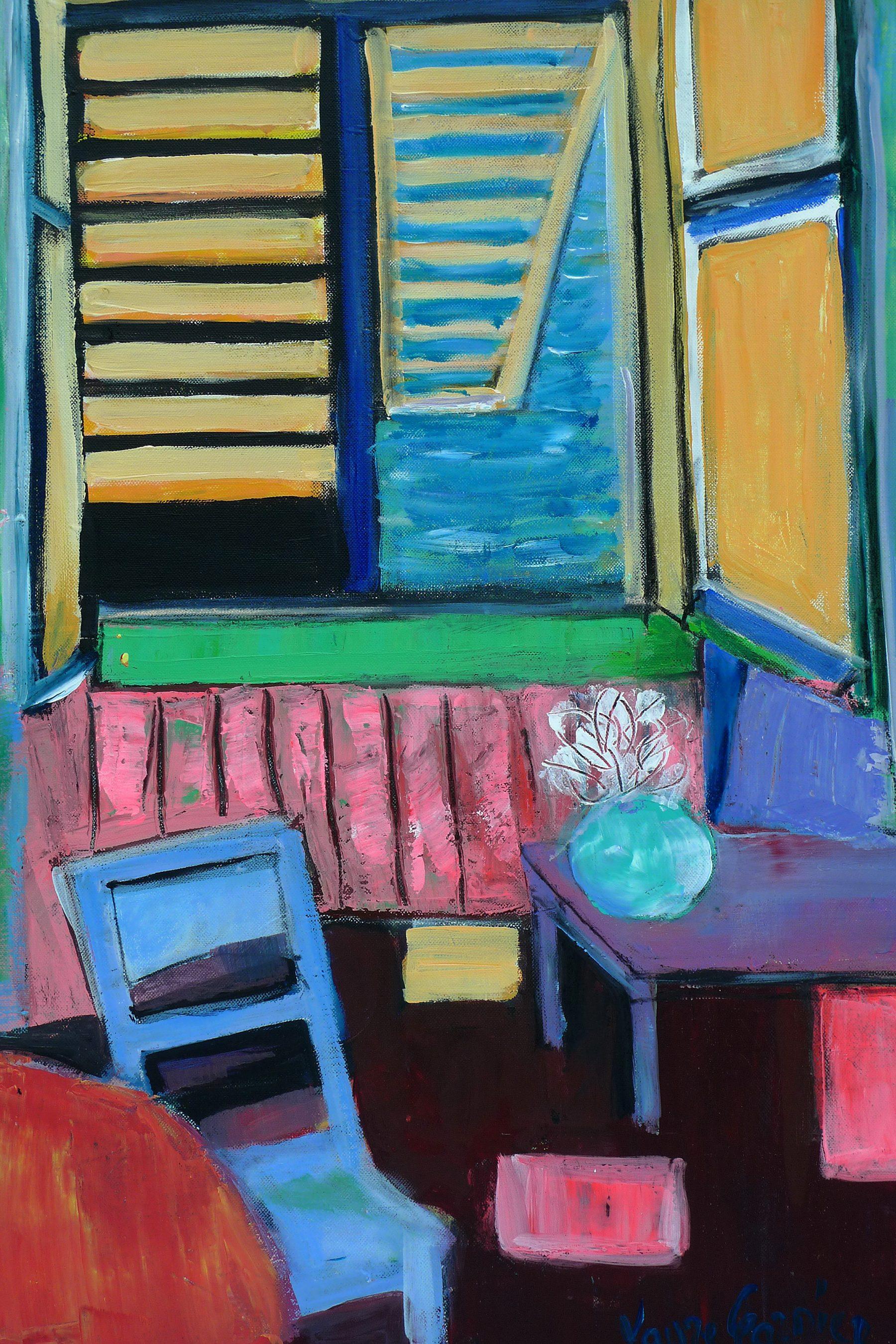 En pensée avec Matisse