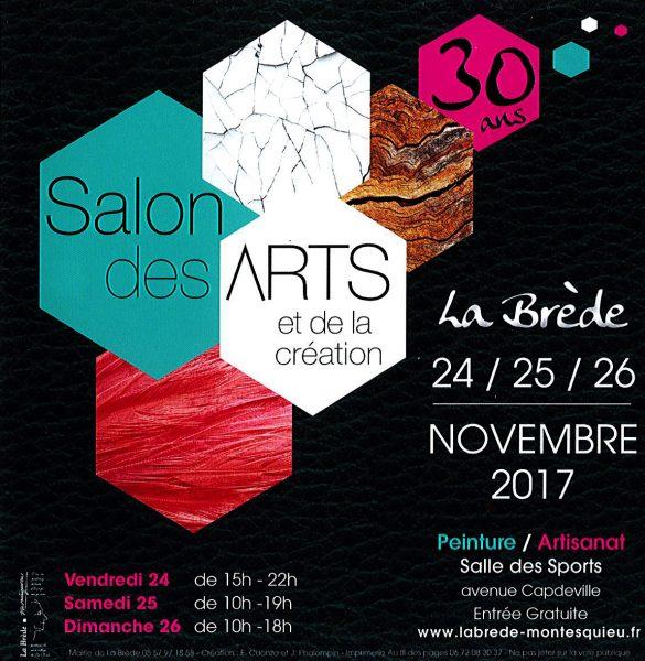 Salon des arts et de la création de La Brède 2017