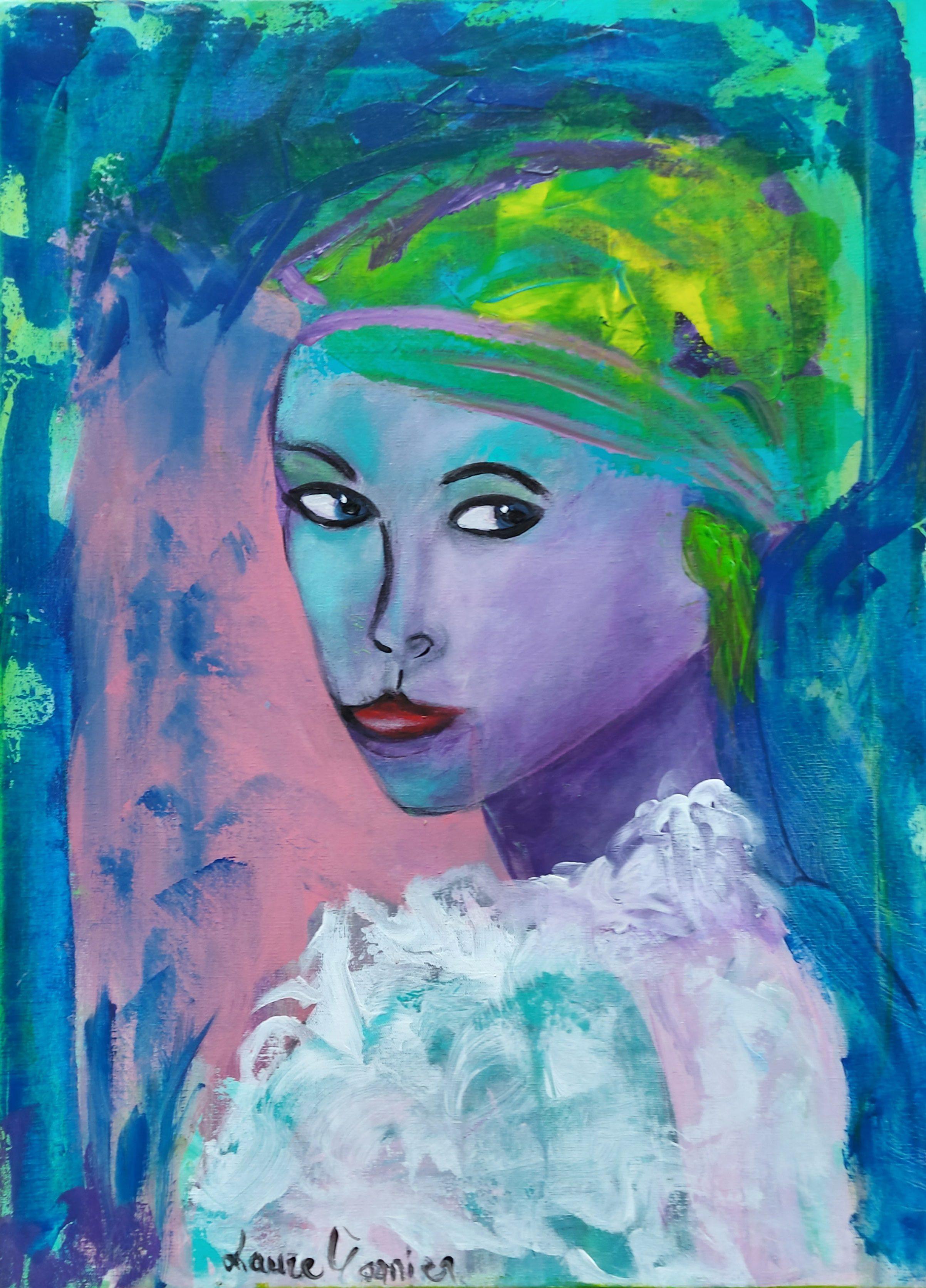 La femme au turban